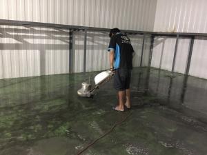 廠房地板清洗