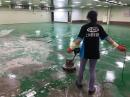 廠房工廠地板清洗