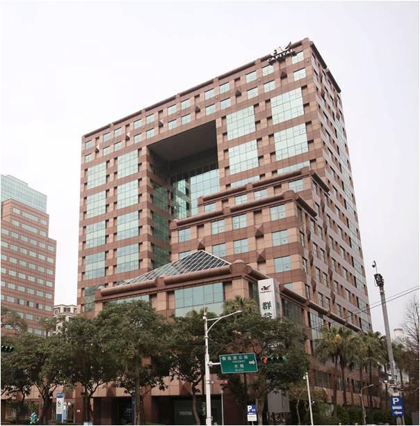 匯通商務中心首頁黃金據點圖示
