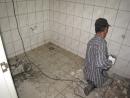 浴室裝修-拆除工程