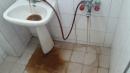 鼓山龍德路大樓-清洗水管