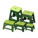百合摺合椅