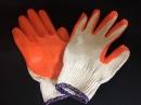 手套工廠-手樂沾膠手套10針(貼手款) 搬運防滑手套鋼鐵 工業用手套園藝防刺手套建築業手套好穿 止滑 安全 耐磨-台灣製 (1)