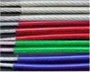 PVC披覆鋼索