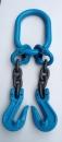 吊具連接 (主鋼圈、連結環、鋼鉤)