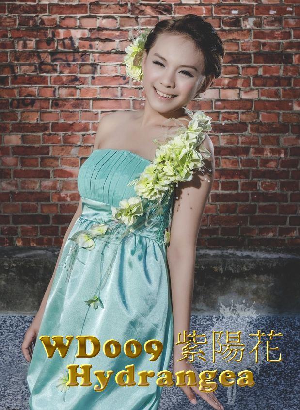 新娘系列WD009 綠紫陽花.-1.jpg