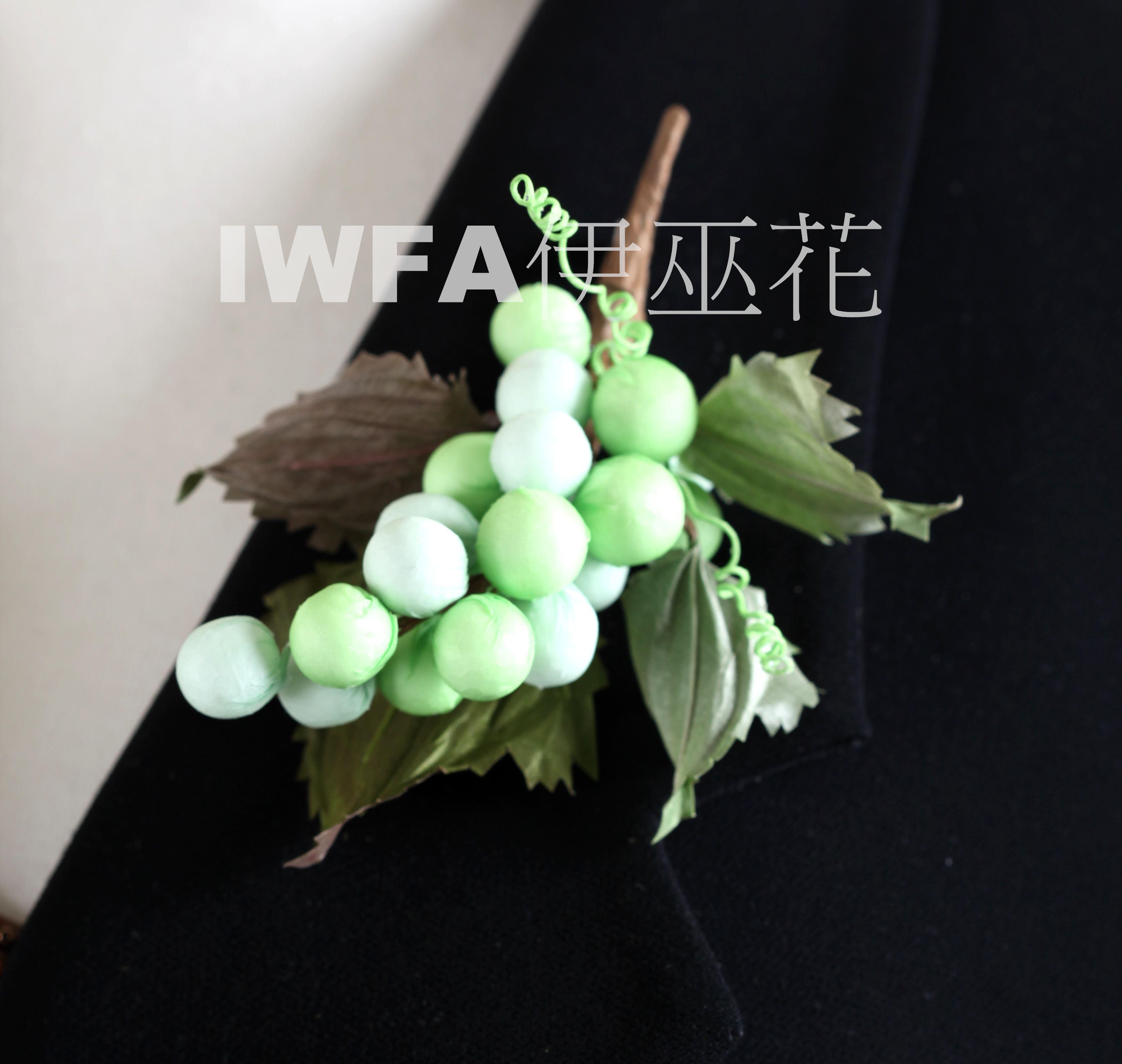 BR001-01 葡萄-淺綠