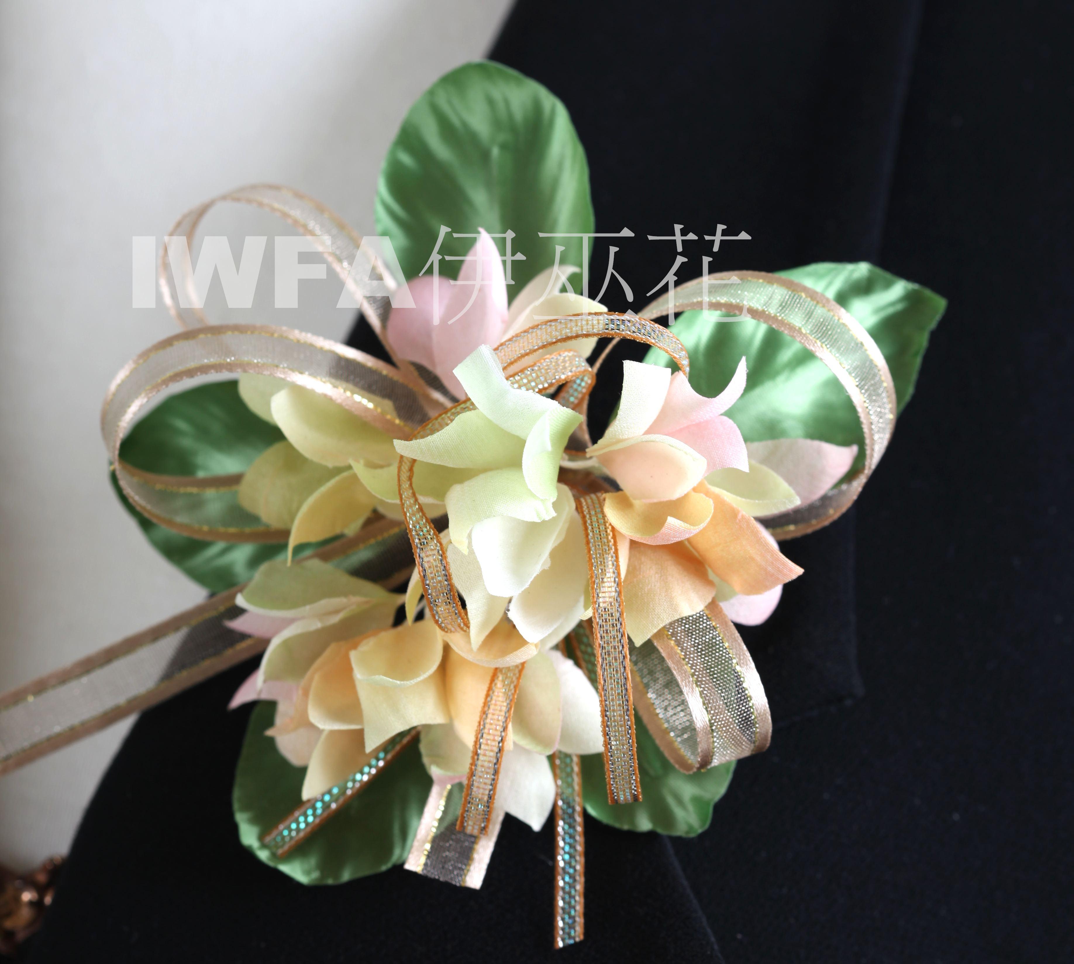 BR004-01 繡球花