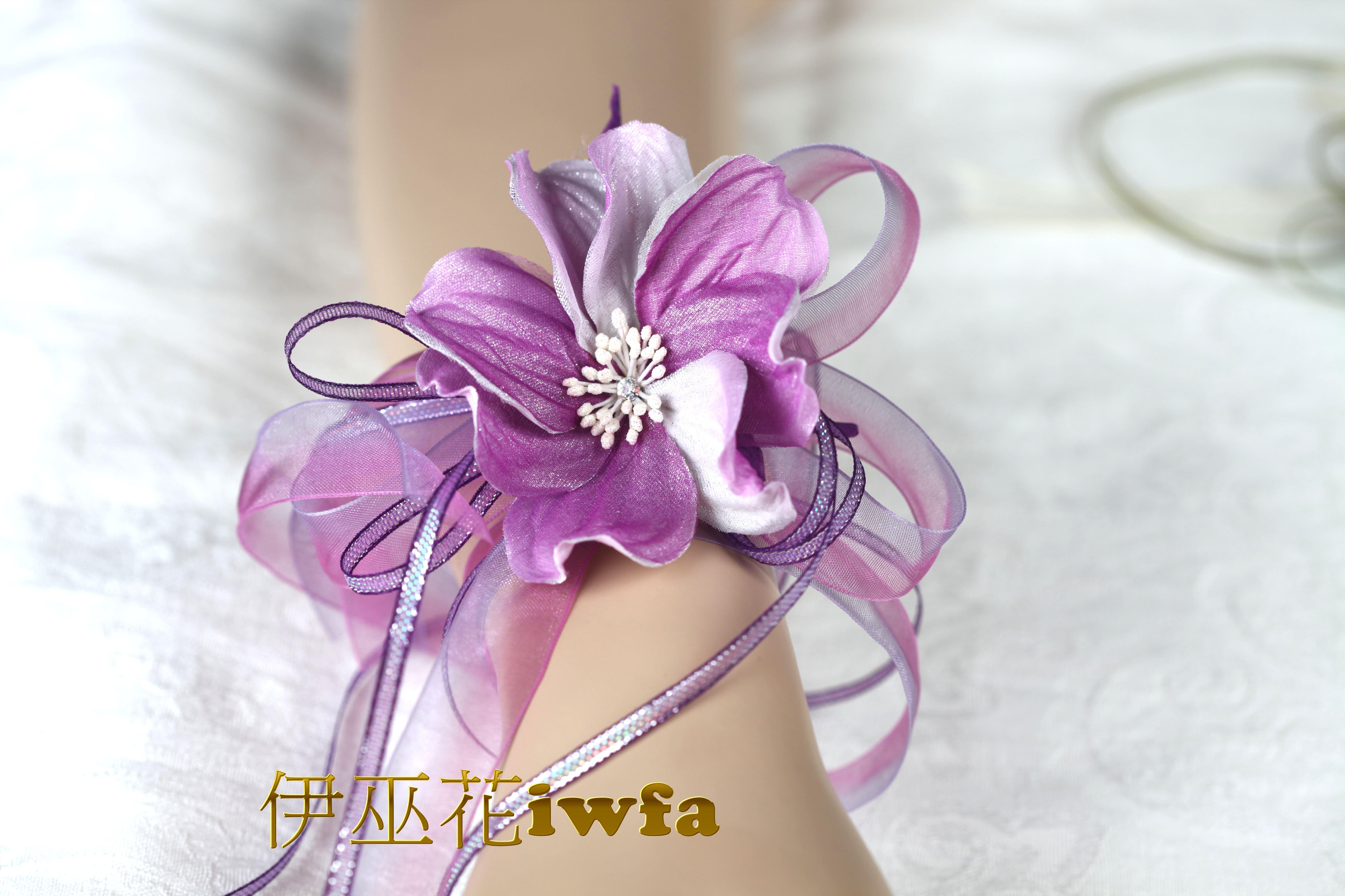 WR014 野玫 紫色
