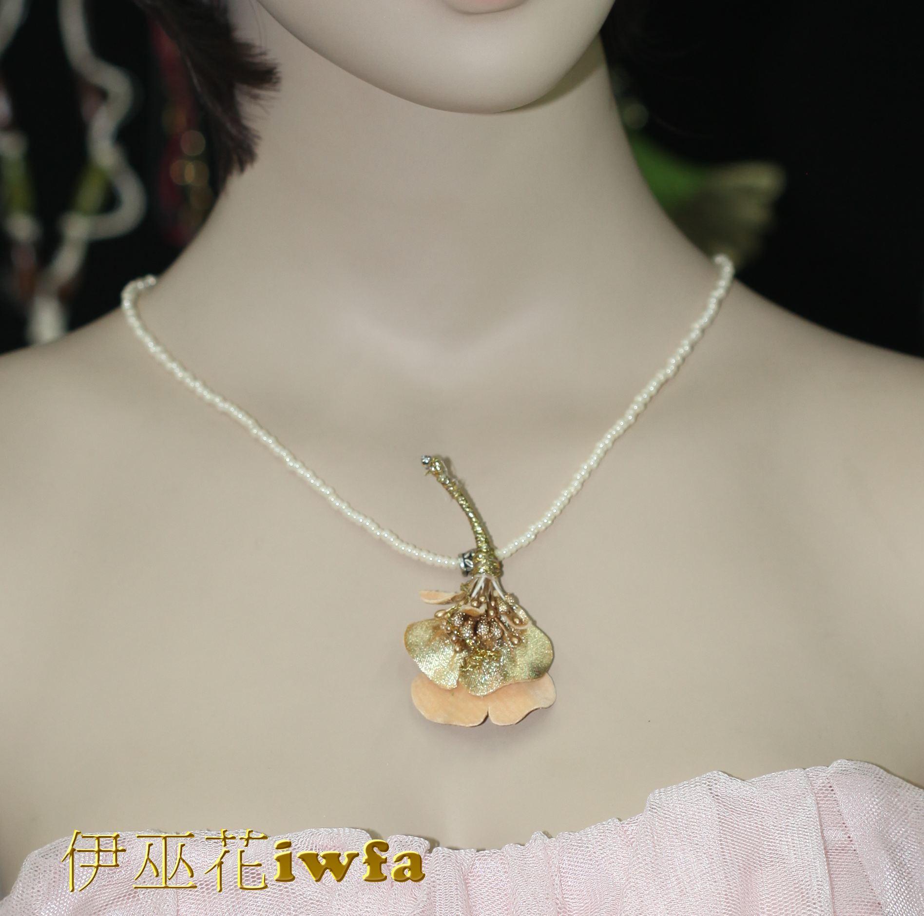 浪漫的銀杏-可可色