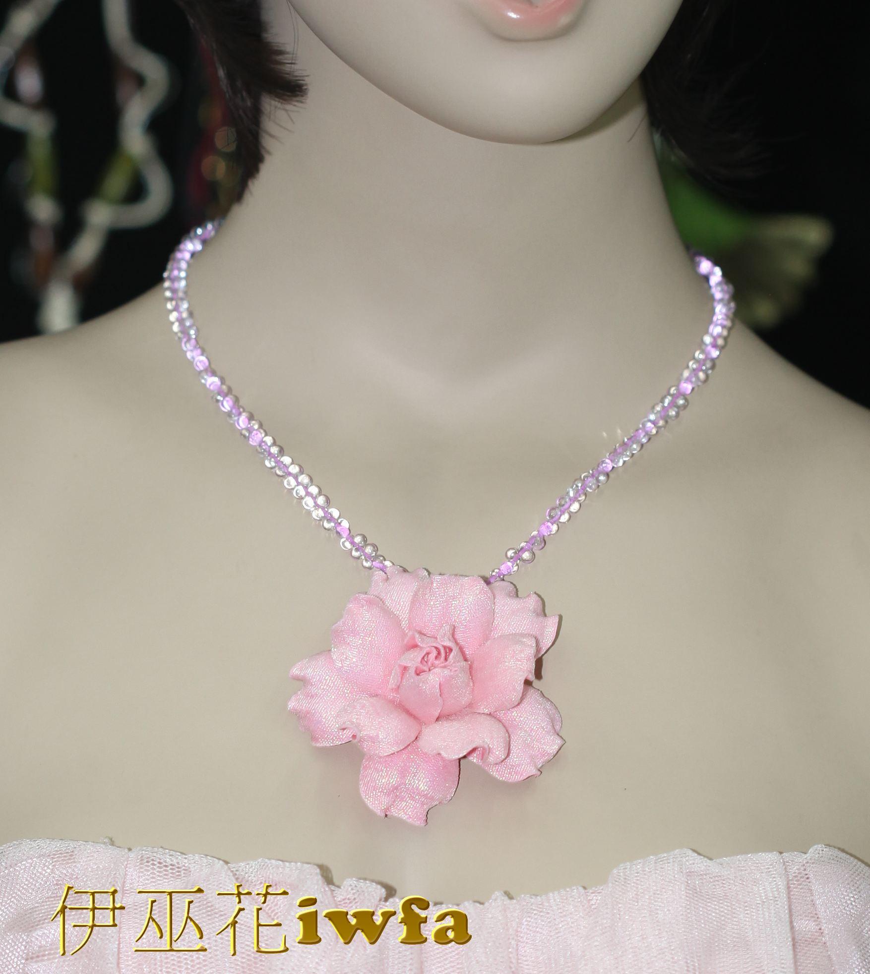 時尚--夢幻的花-粉色