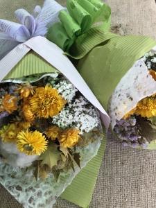 乾燥花.花束