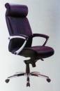 辦公椅-2(皮式鋁合金腳)