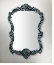 型號:MB9904  盾形花紋浮雕鏡