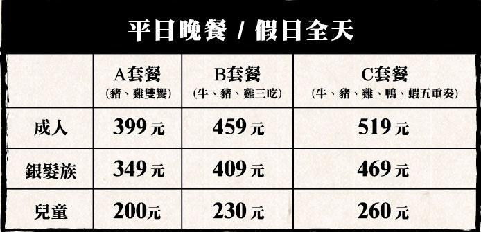 新竹美食│金大鋤 日式壽喜燒吃到飽餐廳 居然有刈包可以搭配!