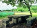 乾坤有機生態休閒農場-農場休憩區