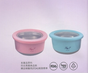FA-002菲常多用途冷熱保鮮碗