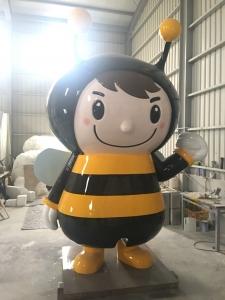 FRP大型公仔(蜜蜂)