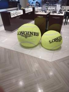 保麗龍網球道具