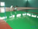 PU球場施工