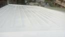 彩色鋼板噴隔熱面漆施工