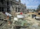 房屋新建施工