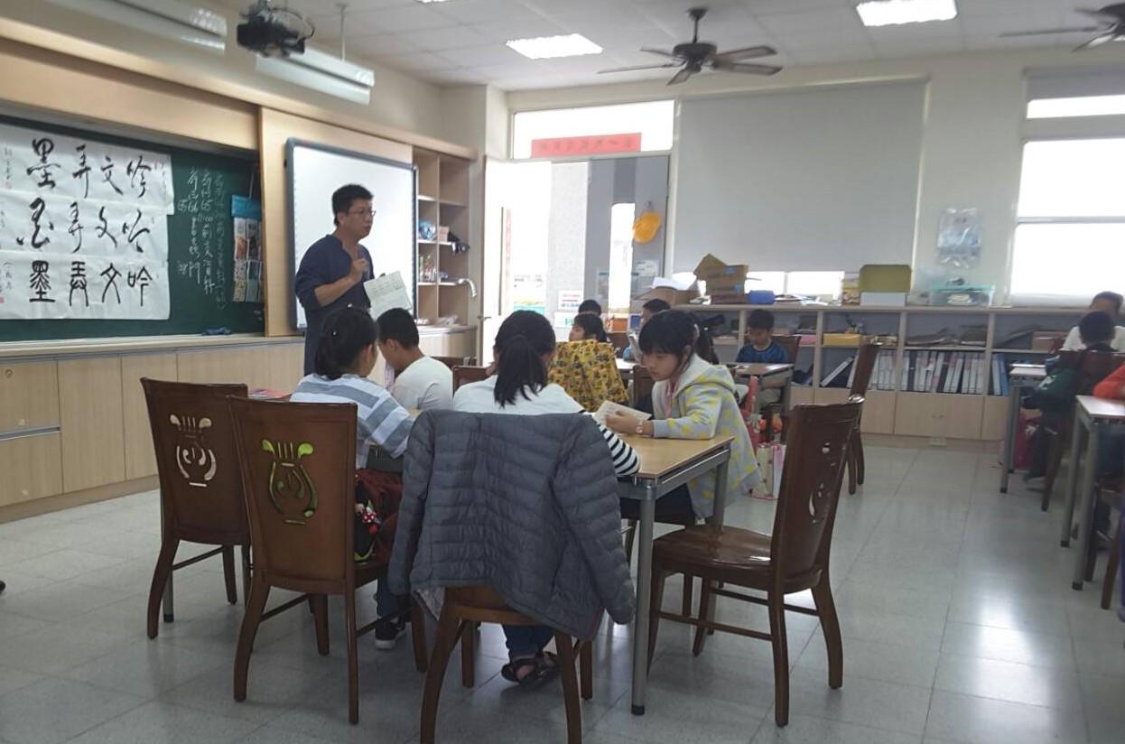 7月經典詩文班招募與訓練志工老師公告