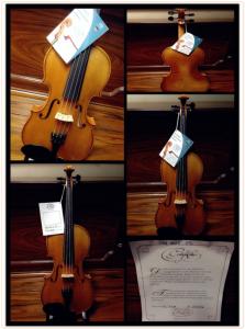 西德 802手工小提琴
