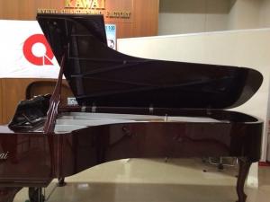 日本新宿KAWAI公司 參觀鋼琴5