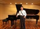 日本新宿KAWAI公司 參觀鋼琴