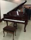 日本新宿KAWAI公司 參觀鋼琴4