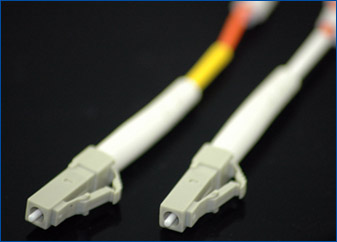 LC-LC Fiber Optic Cable