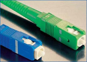 SC Fiber Optic Connectors