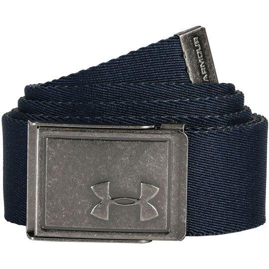 UA高爾夫專用腰帶 藍