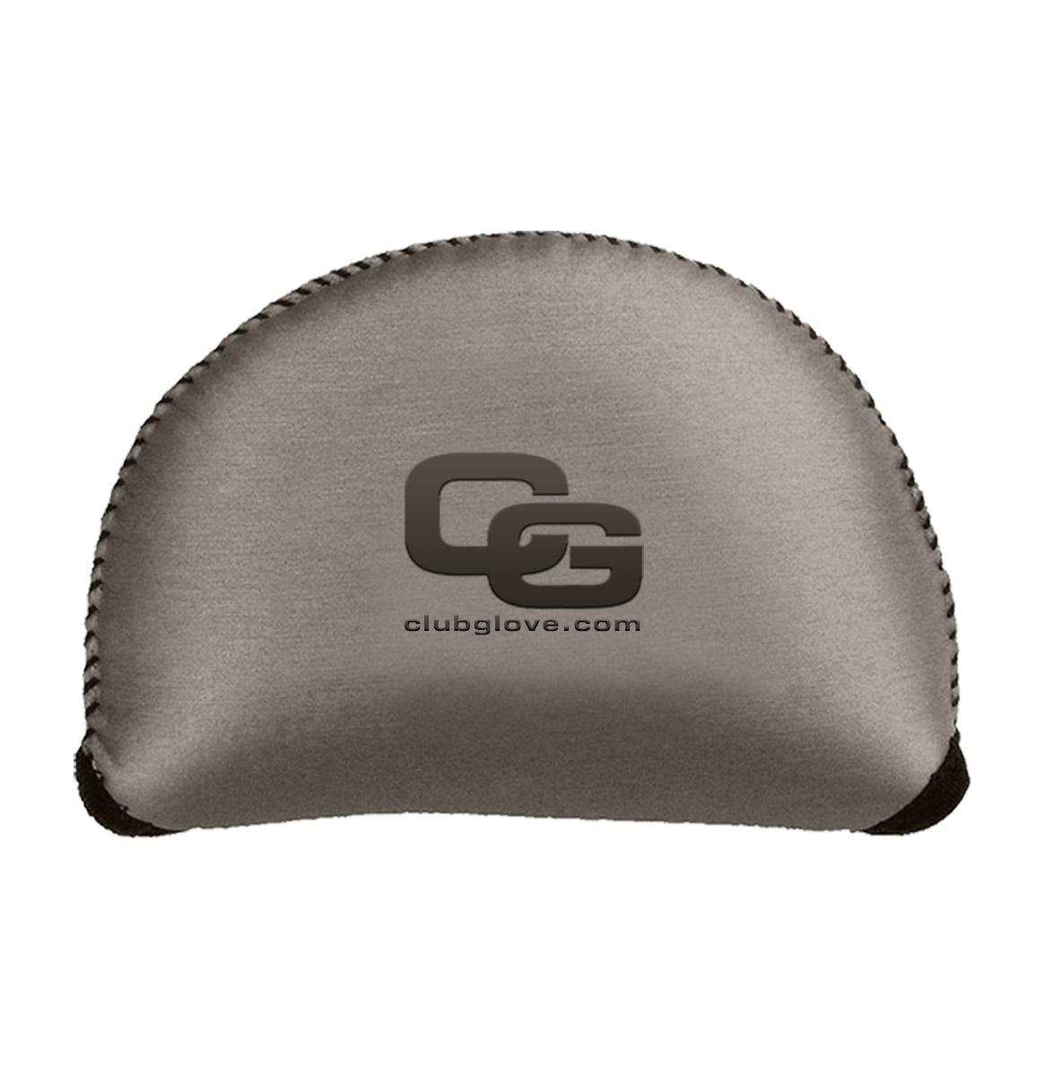 半圓型規桿套  金屬灰色