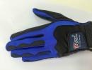 F21-BN 日製素材手套黑/藍