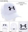 UA高爾夫球帽  白