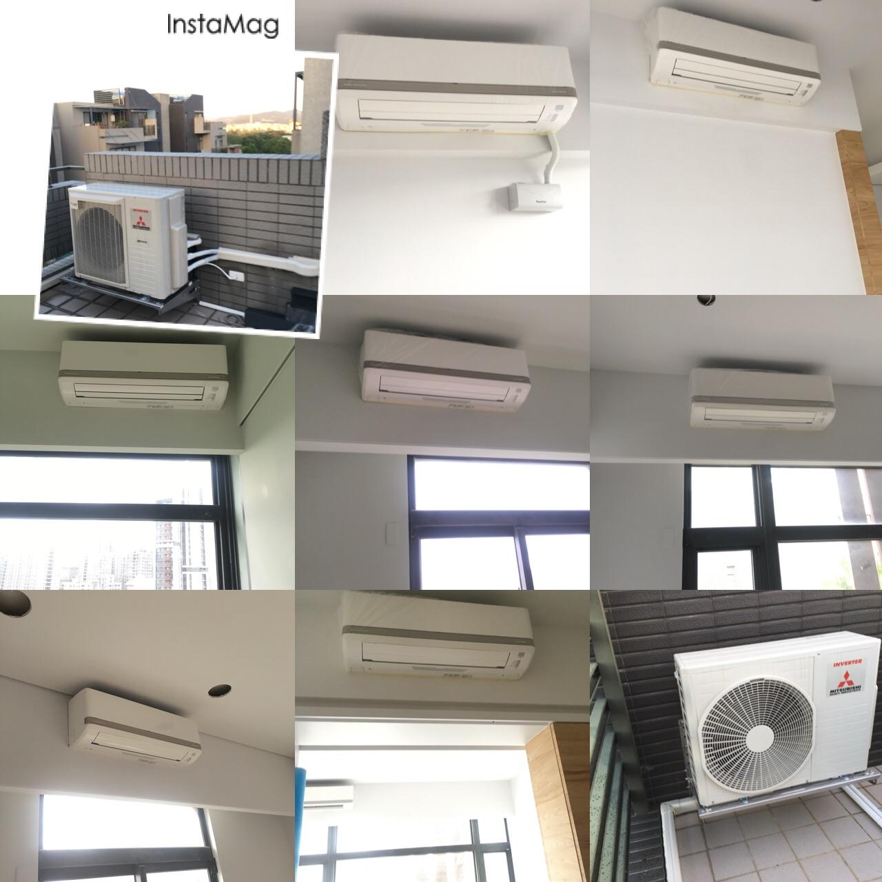 冷氣安裝實例 (3)