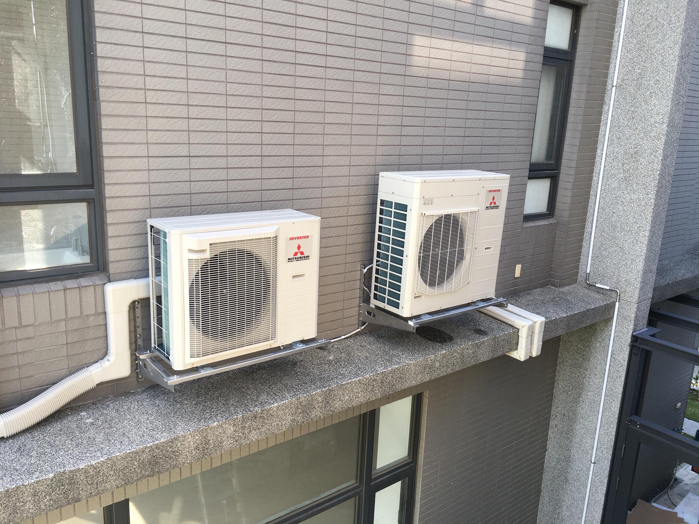 冷氣安裝實例 (4)