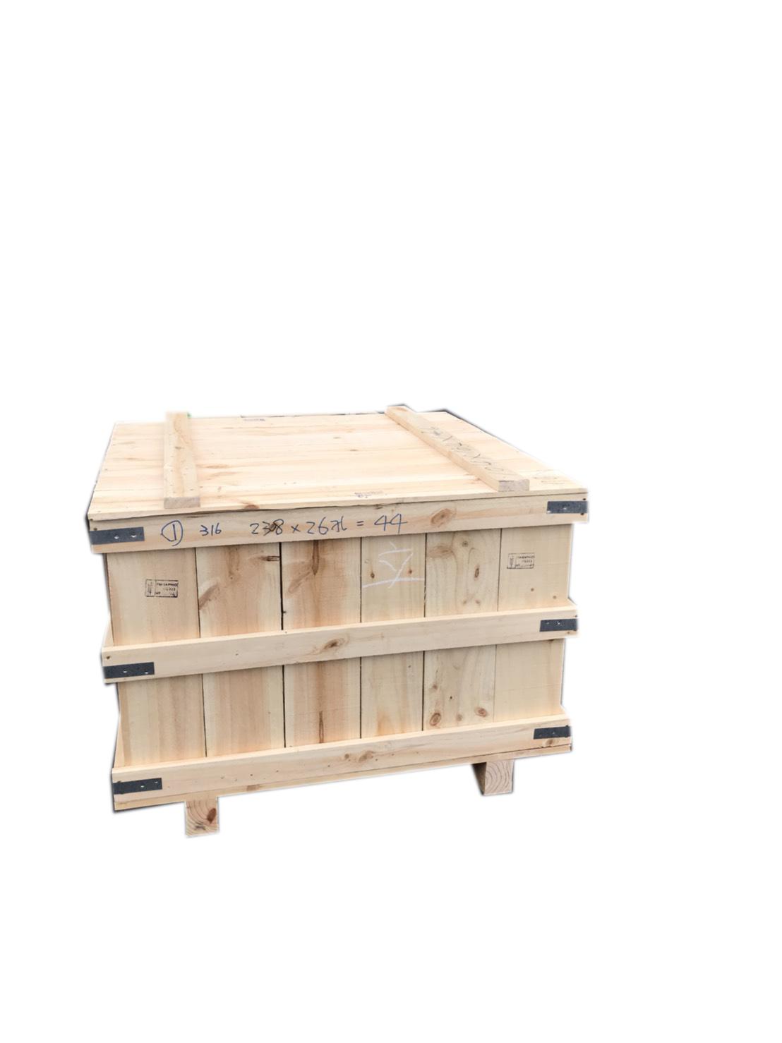 實木木箱 (2)
