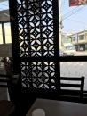 CNC雕刻板窗花