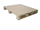 粒片板類(塑合板)PB(橫桿式H型方塊四向操作棧板)