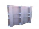 紙纖板棧板(MDF得利型)
