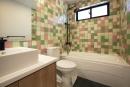 新北市新莊住家浴室翻新磁磚淋浴拉門衛浴 (15)