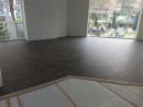 新北市板橋住家塑膠耐磨地板鋪設 (2)
