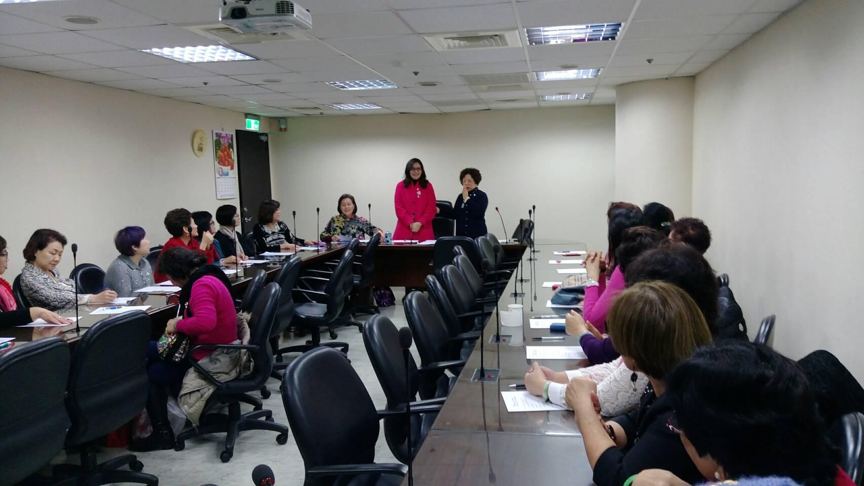 第16屆第1次理監事會
