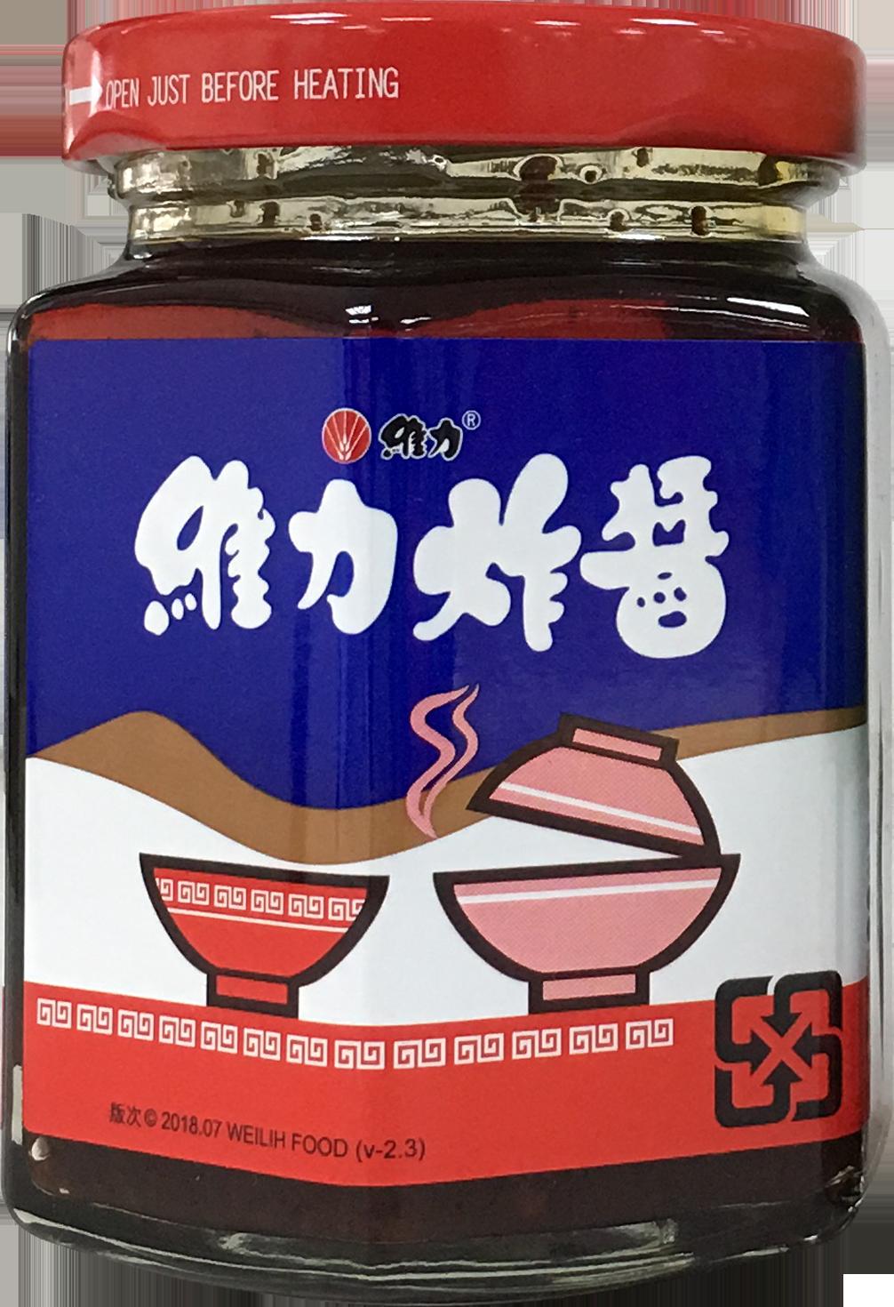 維力炸醬罐175克