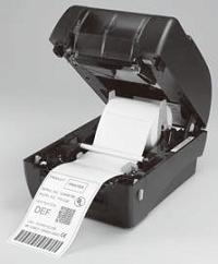 FX430 桌上型熱轉印條碼列印機_2