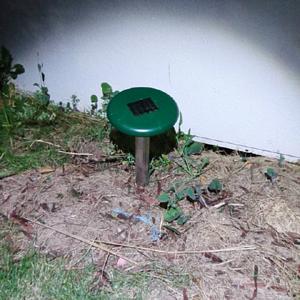 室外專用超音波老鼠驅趕器