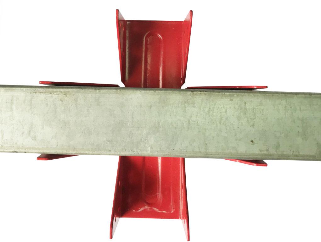 十字架施工